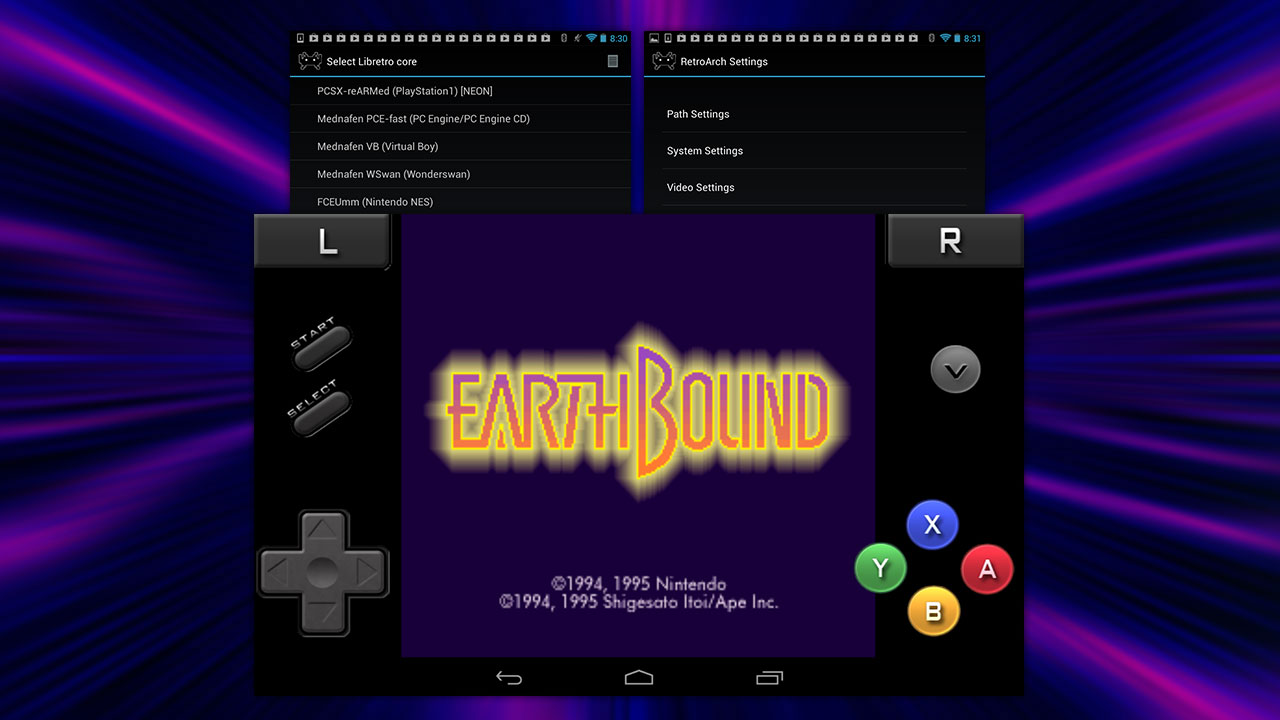 RetroArch Emulates Nearly Every Classic Gaming Console on Android ...