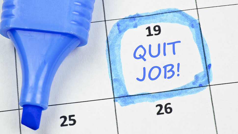 You Don't Always Have to Give Two Weeks Notice When Leaving Your Job