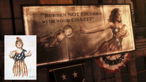 Even in BioShock Infinite's Alternate History, America Was a Woman. But Not a Nice One.
