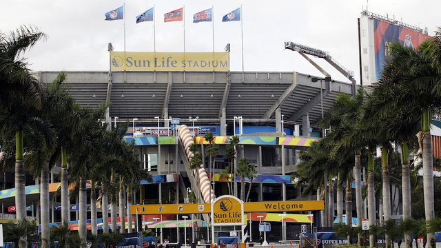 Miami Residents Will Vote On Whether To Publicly Finance The Dolphins' Stadium Renovations