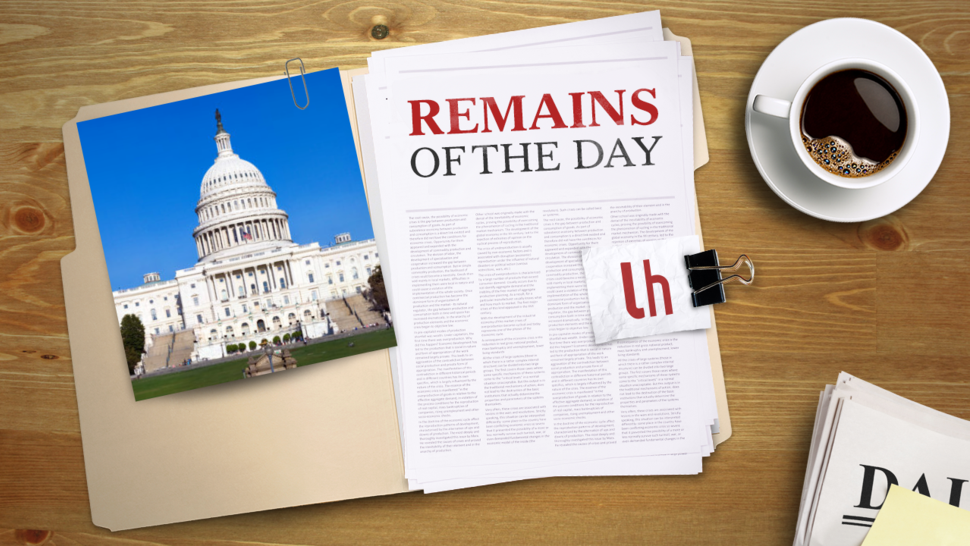 Remains of the Day: Congressman Drafts Bill in Support of Unlocked Phones
