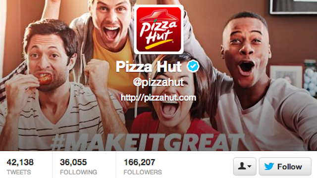 Click here to read You Can Be Pizza Hut's Social Media Manager If You Can Interview in 140 Seconds