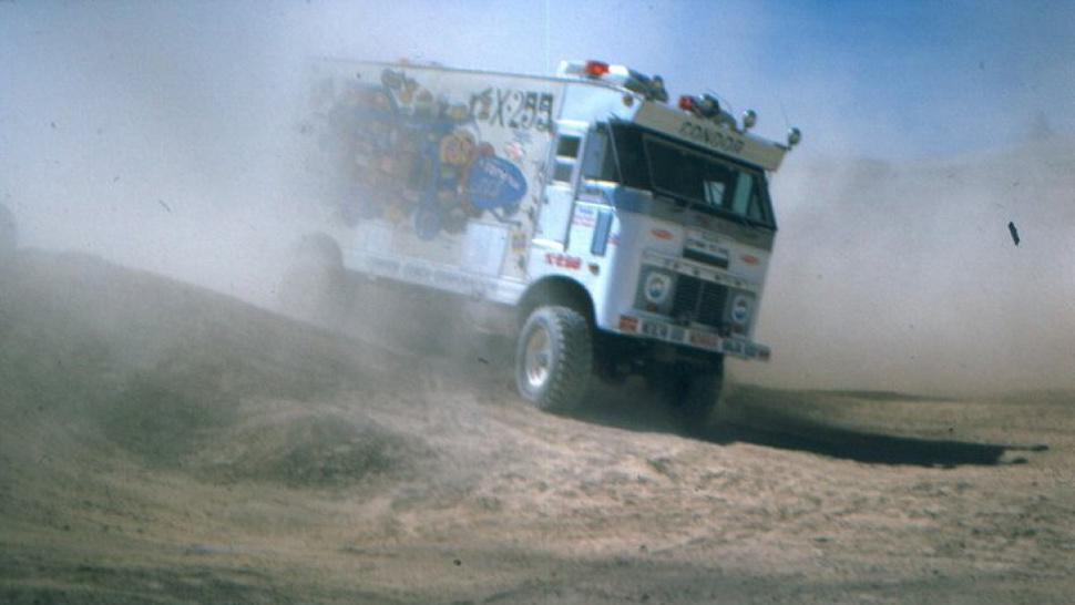 This Insane, Off-Roading Motorhome Ran The Baja 1000