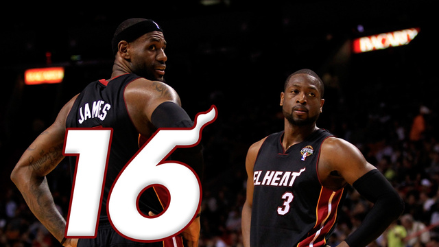 The Heat Win Their 16th Straight, But Not Without Getting Every…