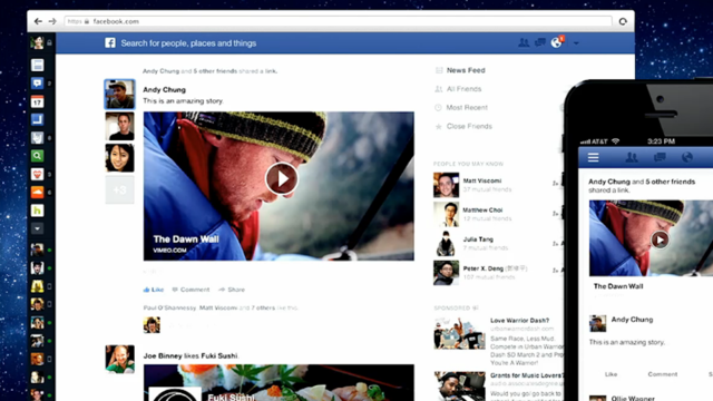 Facebook's New News Feed: The Biggest Change In Years (Updating Live)