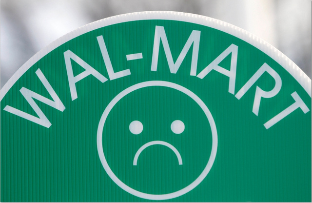 Wal-Mart Despised From Coast to Coast