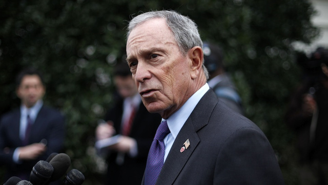 Michael Bloomberg Hates Movie Trailers, Thinks the Media Is Dumbing Itself Down