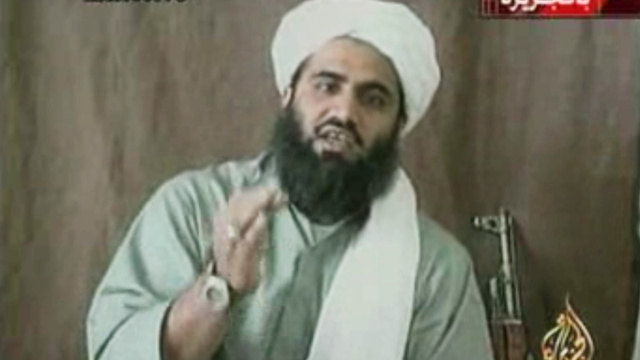 Osama bin Laden's Son-in-Law Brought to NYC for Trial