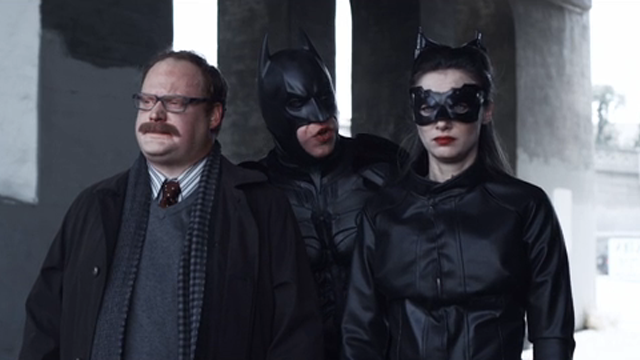 Click here to read This Week's Top Comedy Video: Batman Says His Goodbyes