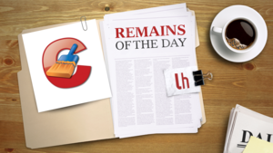 Remains of the Day: CCleaner, Our Favorite Windows Maintenance Tool, Is Coming to Android