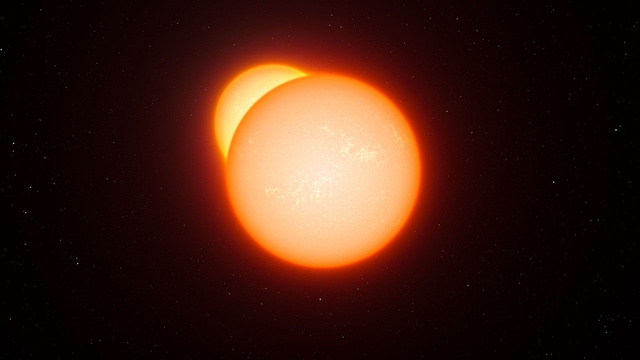 Click here to read Rare binary stars help astronomers measure our place in the universe