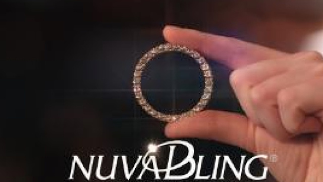 NuvaBling Will Turn Your Lady Parts into a Diamond Mine Shaft, Like Nature Intended