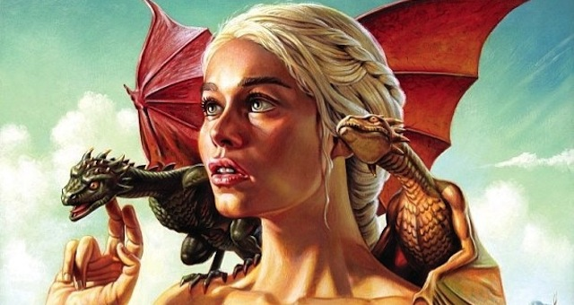 Click here to read Check out the astonishing artwork from Mondo's <em>Game of Thrones</em> gallery show