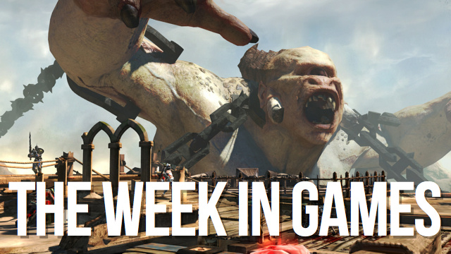 The Week in Games: God Amighty