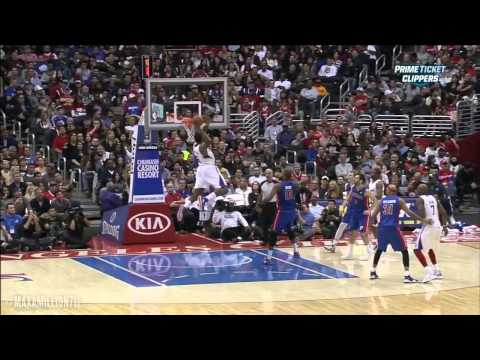 This DeAndre Jordan Alley-Oop Is Disgusting And We Should All J…