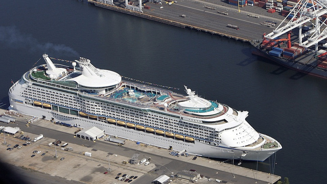 Another Cruise Ship Shit Disaster as Over 100 Royal Caribbean Passengers Infected With Diarrhea-Causing Virus