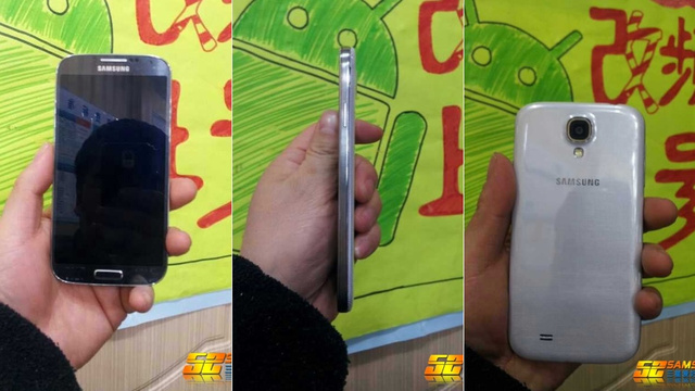 Click here to read Is This the Samsung Galaxy S IV?