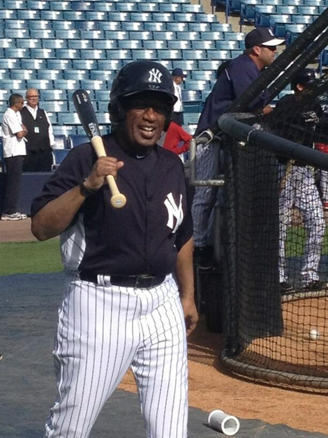 Someone Put A Yankees Uniform On Al Roker And Now He Looks Like…