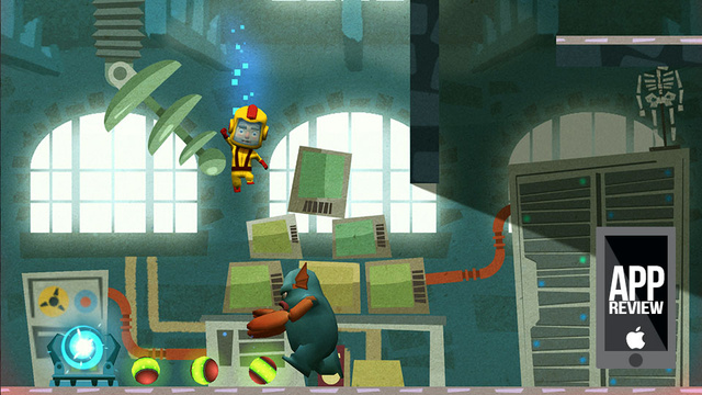 From LittleBigPlanet Roots Springs the Freshest Puzzle Game on iTunes
