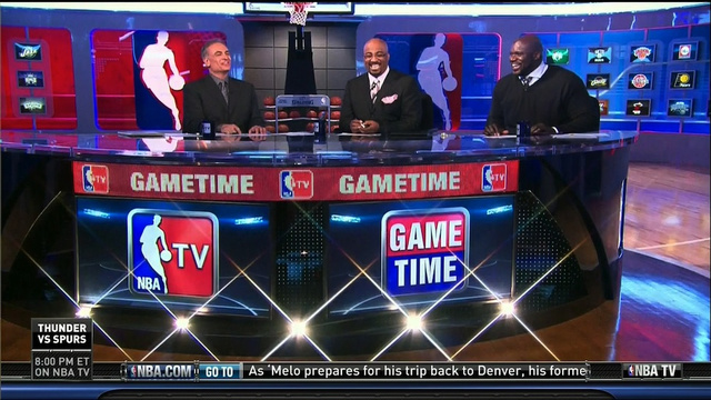 ESPN News And NBA TV Both Aired Shows Two Weeks Ago That Had Ze…