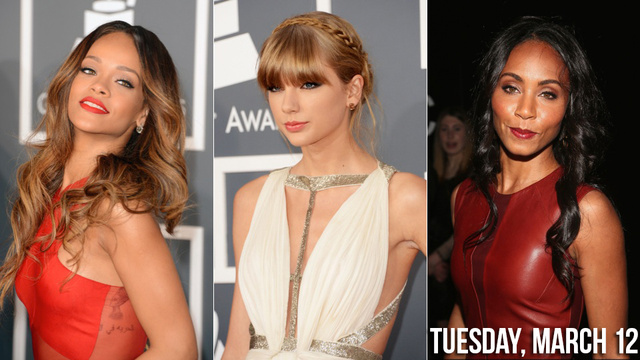Jada Pinkett Smith Pissed Off About Media Bullying Rihanna, Taylor Swift