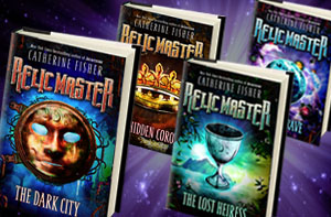 Win a Copy of Catherine Fisher's Relic Master: The Dark City