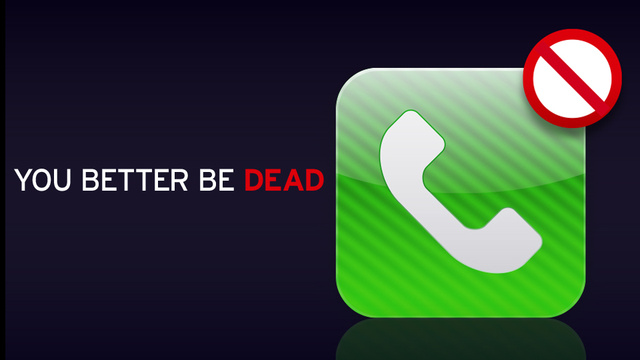 Modern Mobile Etiquette: Don't Leave Me A Voicemail Unless You're Dying