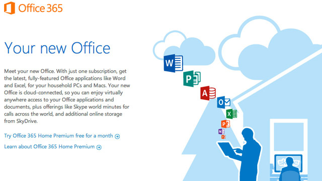 Get Six Months of Office 365 and 20GB Extra SkyDrive Storage for Free with an .EDU Address