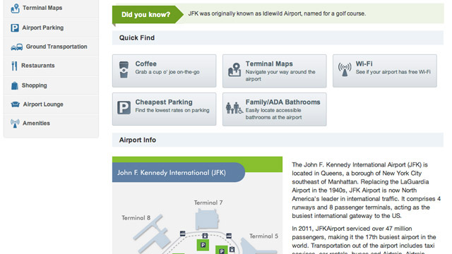 TravelNerd Makes Getting to and Around Airports a Cinch