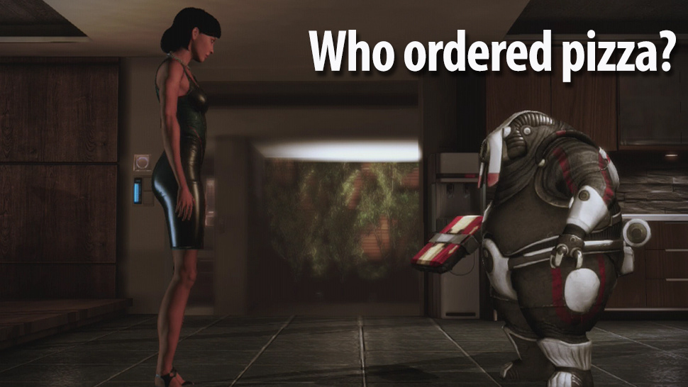 I'm Commander Shepard And These Are My Favorite Gags From <em>Mass Effect 3: Citadel</em>