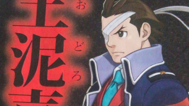 Apollo Justice Is Coming to Ace Attorney 5, But in Bandages