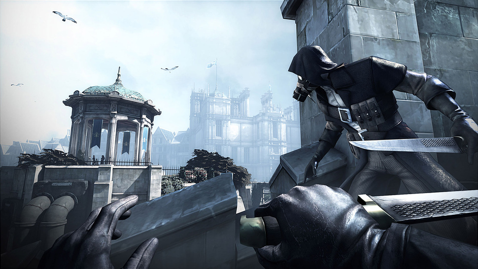 Become <em>Dishonored</em>'s Deadliest Assassin in Next Month's <em>The Knife of Dunwall</em>