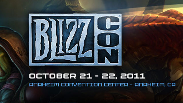 BlizzCon 2011 Tickets Will Briefly Be On Sale Next Month