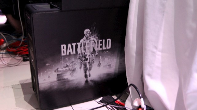 A PC Fit For Battlefield 3