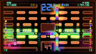 Pac-Man CE DX Levels