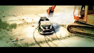 Dirt 3 Rally and Gymkhana Screens