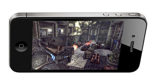 In Two Years, Gears Of War Might Chainsaw A Phone
