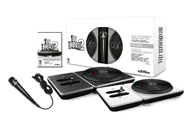DJ Hero 2 Visual Guide