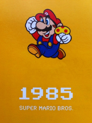A Look Back At Super Mario