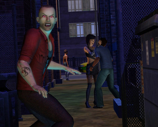 At Least The Sims 3 Vampires Don't Sparkle