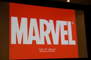 Marvel Video Games Panel Liveblog