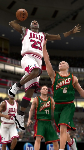 A Visual Guide To NBA 2K11