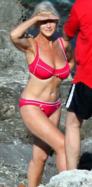 Helen Mirren Is Already Fit, Knows How To Party