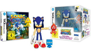 Euro Sonic Colours Special Edition Is Filled With Toys
