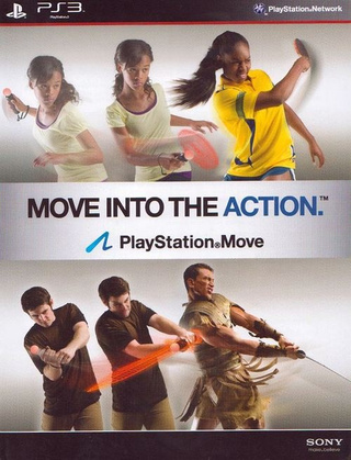 Eyes Deep In the Magical Playstation Move Dox