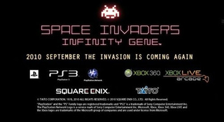 Space Invaders: Infinity Gene Coming Next Month