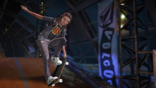 First Screens Of Tony Hawk: Shred Show Its Shredding Side