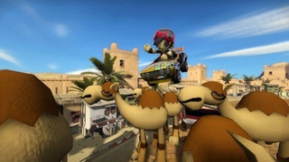 Sony Claims ModNation Racers Patch May Halve Load Times