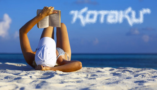 Kotaku's 2010 Summer Reading List