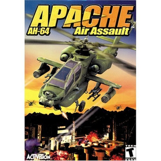 Helicopter Combat Game? Yes Please!